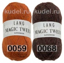 Пряжа LANG MAGIC TWEED
