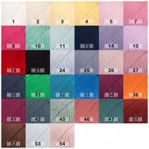 Пряжа DROPS BABY MERINO UNI COLOUR
