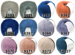 Пряжа Lana Gatto MOHAIR ROYAL